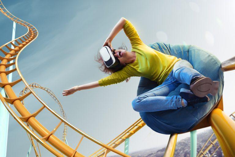 Virtual Reality roller coaster: de tofste achtbanen voor VR